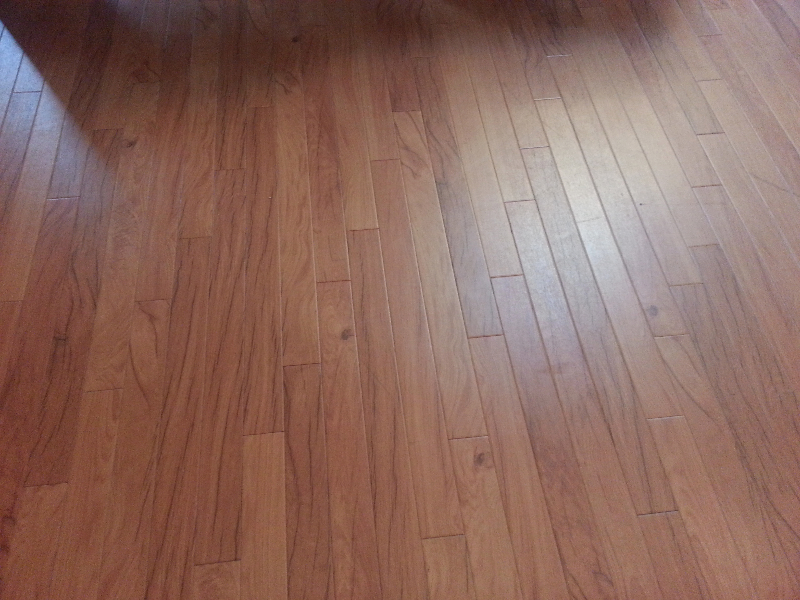 Laminate flooring laminate flooring estimate installation for Hardwood floor estimate