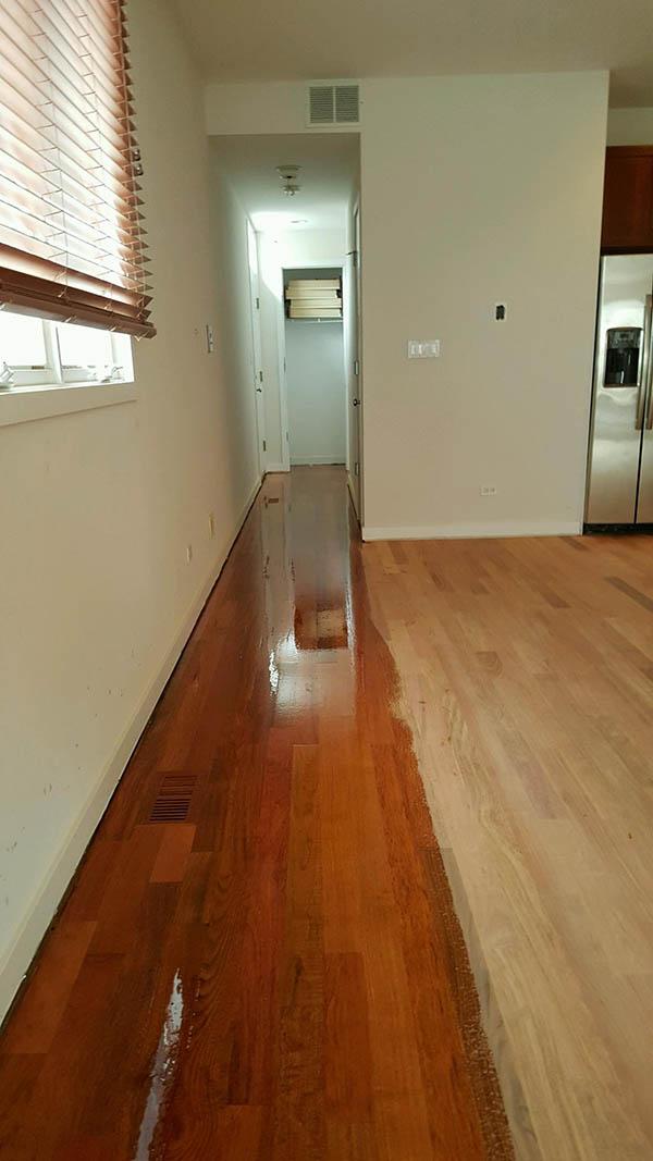 Floor Refurbished Midwest Hardwood Floors Inc