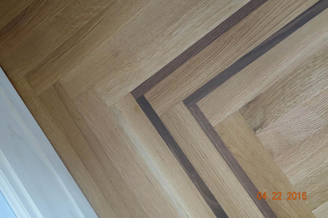 Hardwood Floor Designs Borders