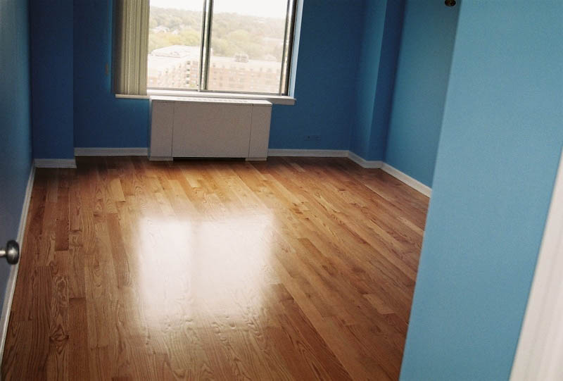 Laminate Floor Installation Affordable Hardwood Looks Like Real Wood